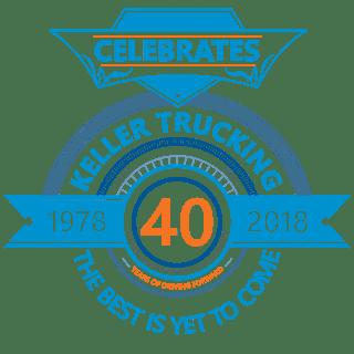 Keller Trucking | 40th Anniversary