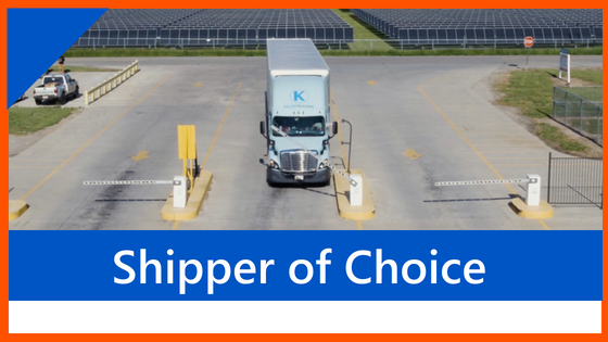 6 Key Factors Shipper of Choice | Keller Trucking