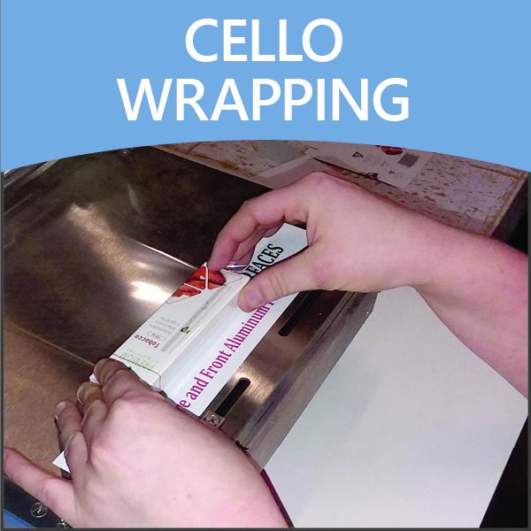 CELLO WRAPPING