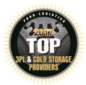 Keller Logistics Group - 2017 Food Logistics Top 3PL