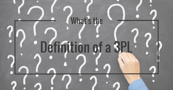 Definition of a 3PL