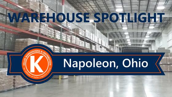 Napoleon Ohio Warehouse