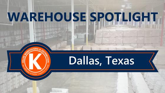 Warehouse Facility Spotlight | Dallas Texas