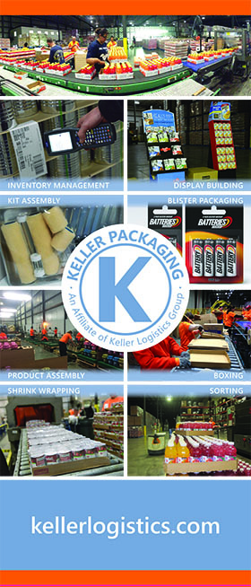 Keller Packaging | Contract Packaging Services