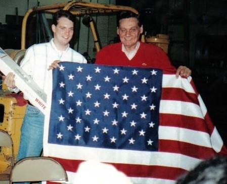 Bryan and Tom Flag Image