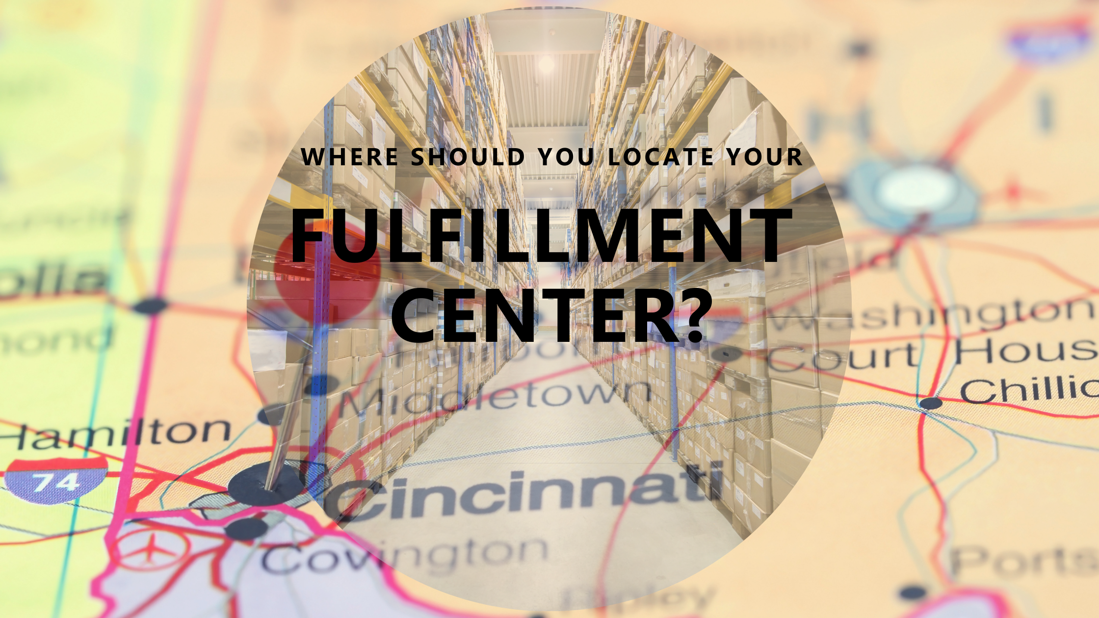 WHERE SHOULD YOU LOCATE YOUR