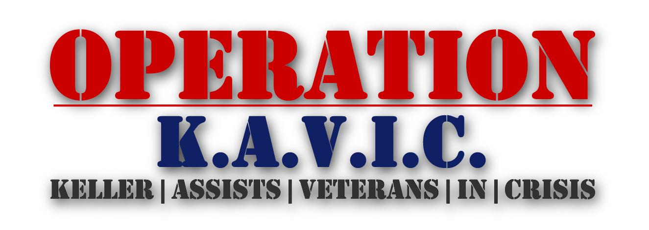 Operation Keller Assists Veterans In Crisis logo