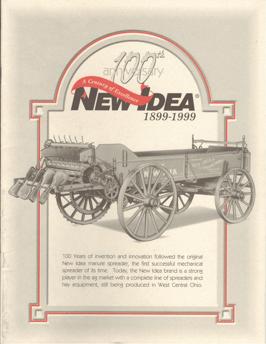 100th Anniversary | New Idea