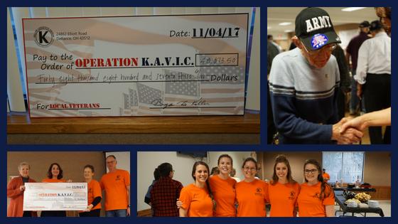 2018 Operation KAVIC Fundraising Blog Post