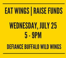 Eat Wings Raise Funds Blog Post Image
