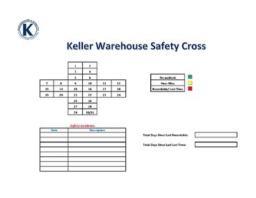 Keller Warehouse Safety