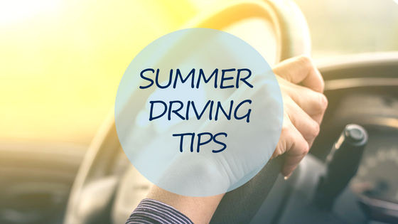 Summer Driving Safety